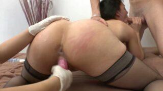 Une femme nymphomane passe un casting sexe !
